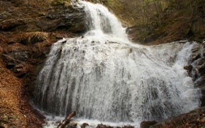 Le Cascate della Laga