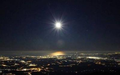 Ciaspolata al chiaro di luna