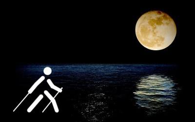Luna piena al Cerrano