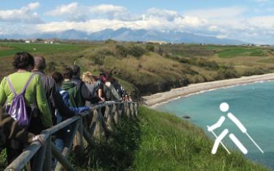 Treno-trekking Punta Aderci