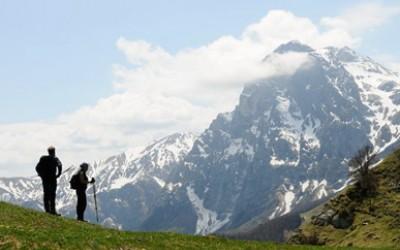 La cresta del Montagnone