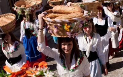 Il pane di Santa Gemma