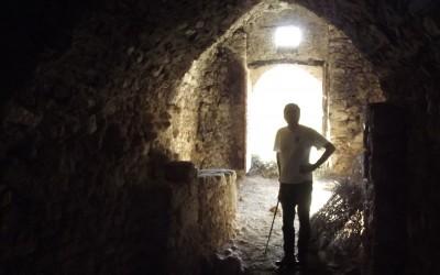 Le grotte del vino