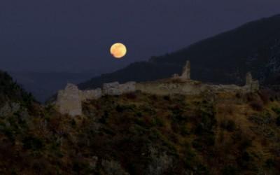 La Luna e il Castello
