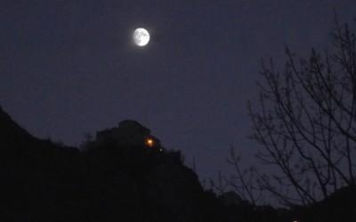 Notturna alle Gole del Sagittario