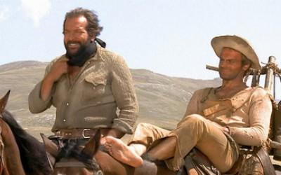 Nel canyon dei cowboy