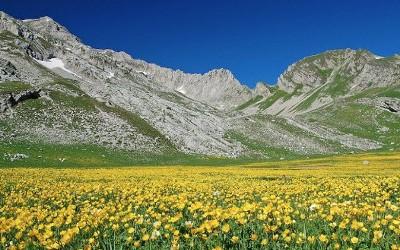 Valle Venacquaro e notte al rifugio